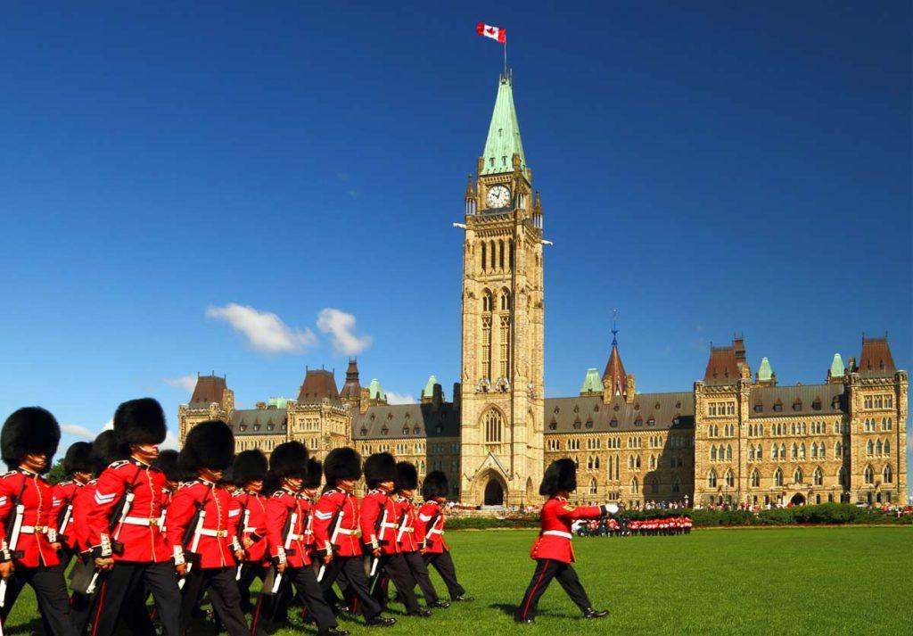 historia canadiense