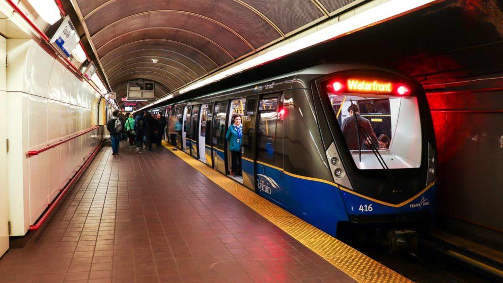 transporte publico vancouver